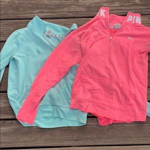 Victoria's Secret Pink sweatshirts